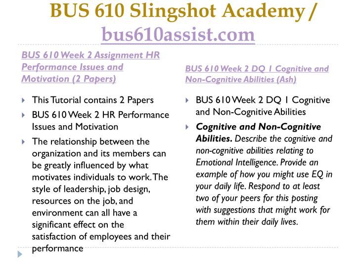 bus610 assignment 1 ethical issues in For more course tutorials visit wwwbus610com bus 610 week 1 dq 1 description and analysis of the hawthorne study bus 610 week 1 dq 2 dominant cultures and.