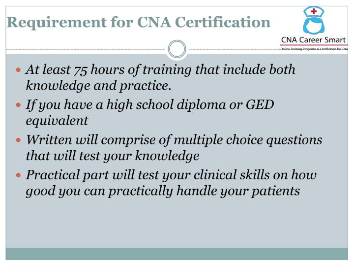 PPT - All about cna certification in texas PowerPoint Presentation ...