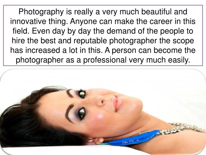 how to become the best photographer