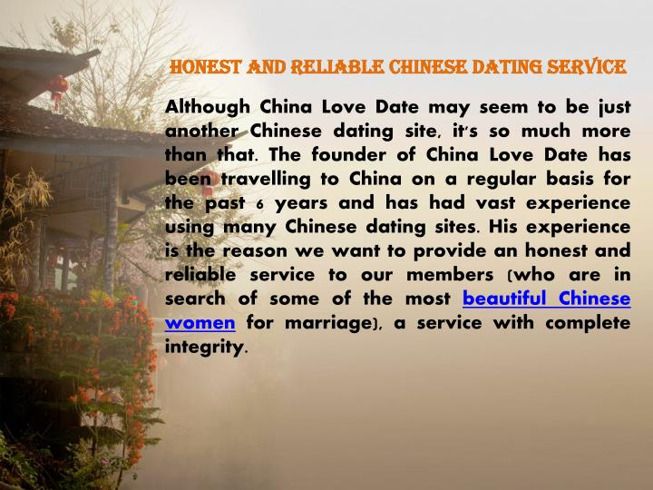 best chinese hook up app