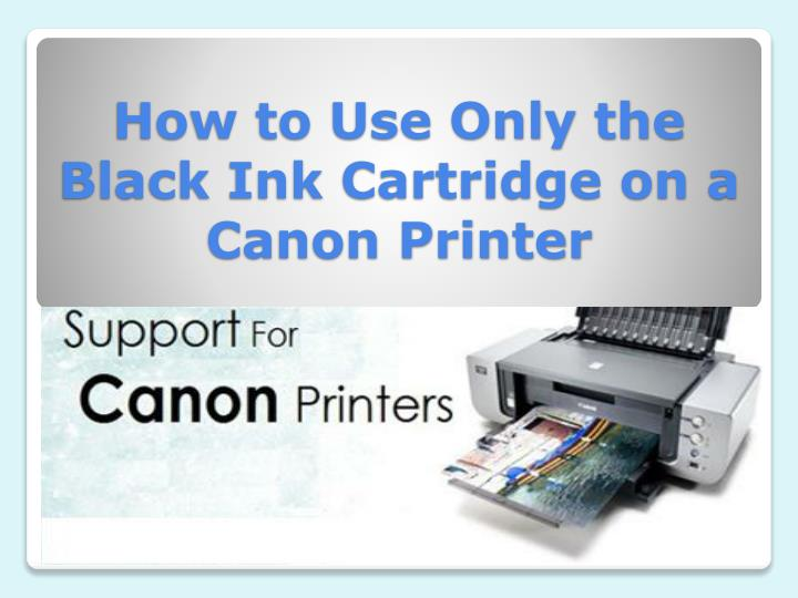 Note: The pigment black ink will only be used when printing on plain paper. Select the box for 'Grayscale Printing'. Note: If either 'Borderless Printing' or 'Duplex Printing' are enabled from the Page Setup tab, grayscale will be created using a combination of the color (dye) inks to prevent smearing. Click 'OK' to save the changes.