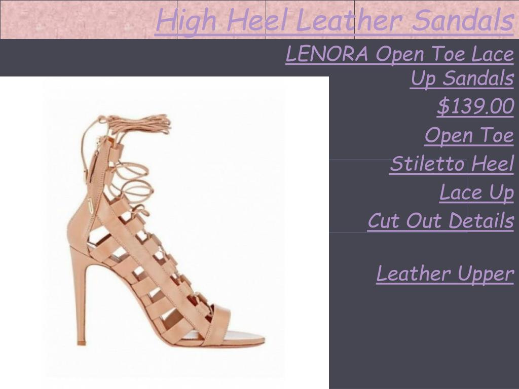 Exclusive AYRIS Multi Way Lace Up Chunky Heel Ankle Boots