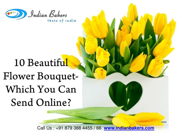10 beautiful flower bouquet which you can send online n.