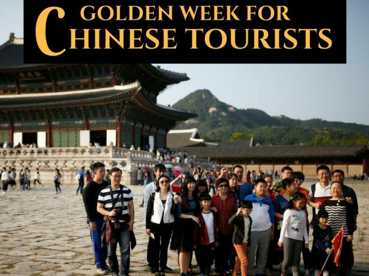brilliant week for chinese tourists n.