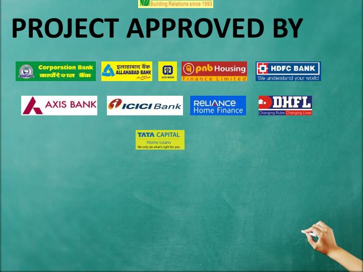 PROJECT APPROVED BY