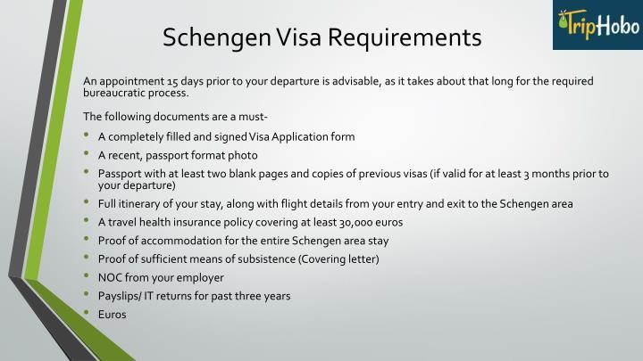 Insurance Schengen Visa
