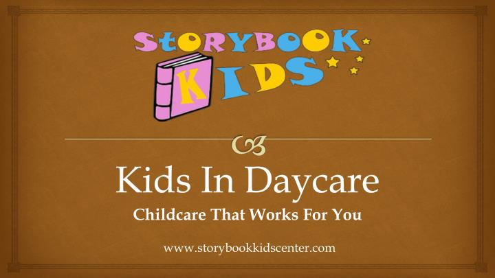 Childcare That Works For You