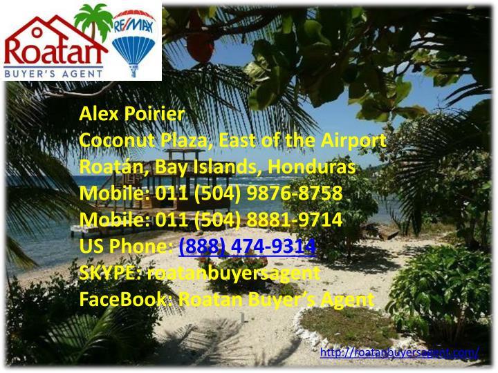 Alex Poirier