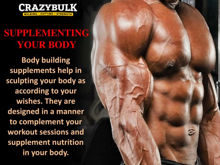 SUPPLEMENTING YOUR BODY