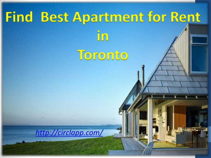 Find  Best Apartment for Rent