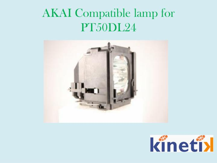 AKAI Compatible lamp for