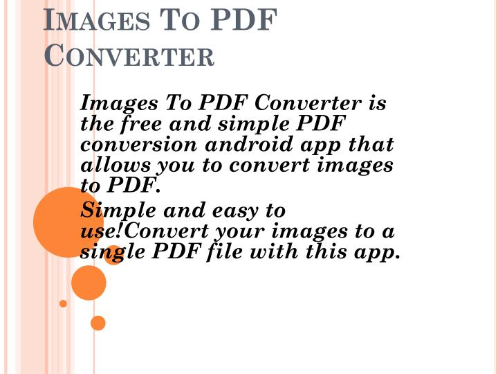 images to pdf converter n.