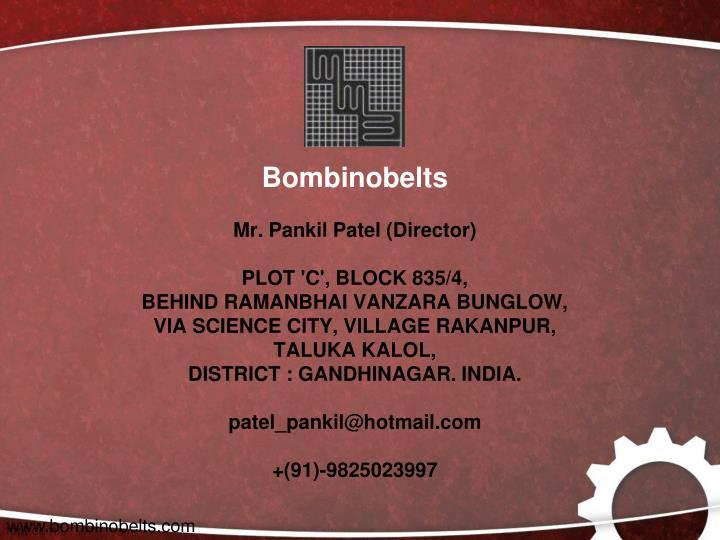 Bombinobelts
