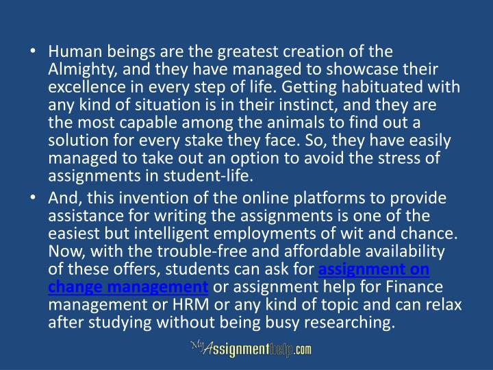 Human beings are the greatest creation of the Almighty, and they have managed to showcase their exce...