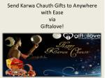 send karwa chauth gifts to anywhere with ease via giftalove