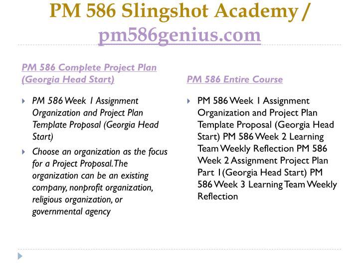 Pm 586 slingshot academy pm586genius com2