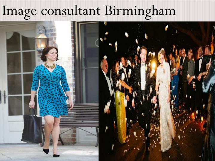 Image consultant Birmingham