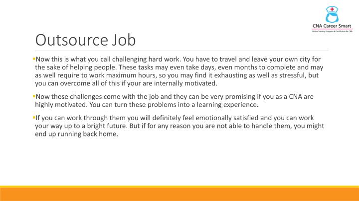 Outsource Job