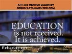 art 340 mentor learn by doing art340mentor com1