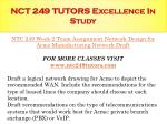 nct 249 tutors excellence in study10