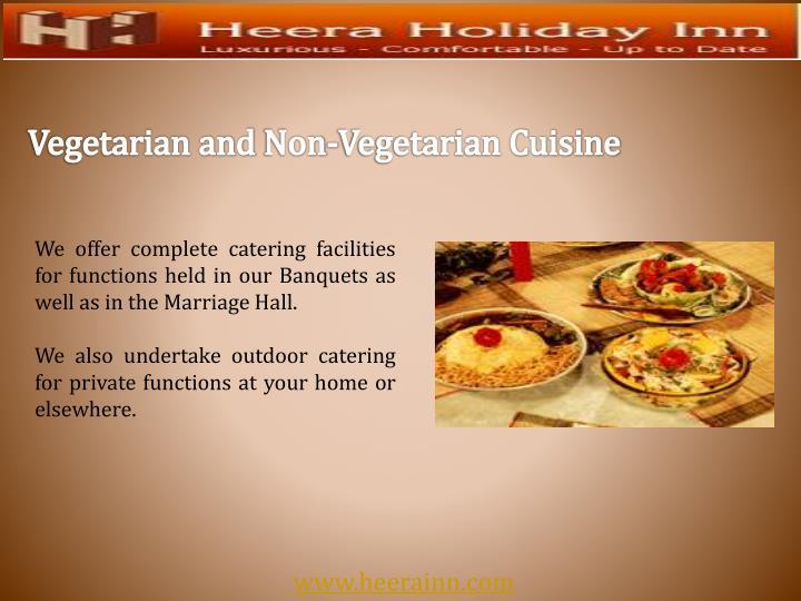 Vegetarian and