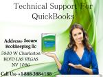 technical support for quickbooks