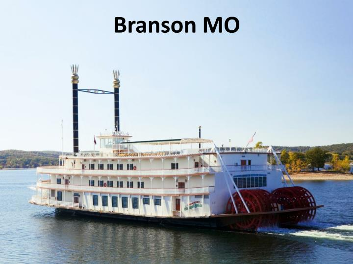 Branson mo