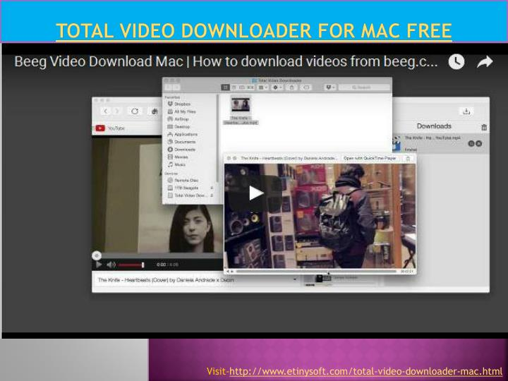 total video downloader for mac free