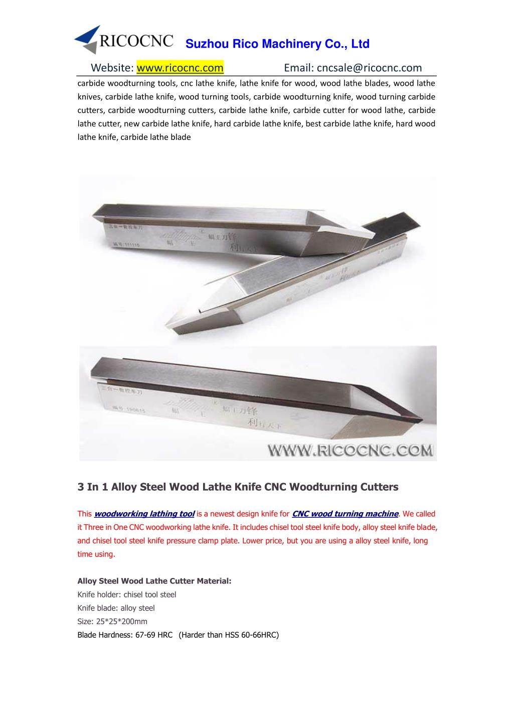 Ppt Cnc Wood Turning Lathe Cutters Bits Knife Tools