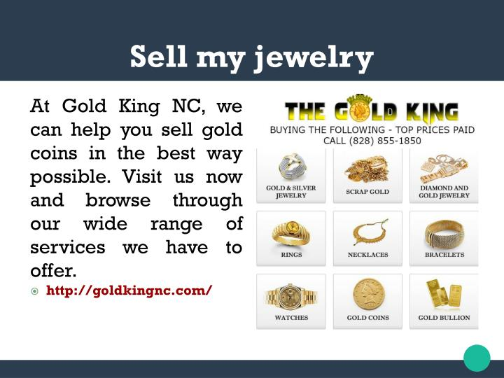Sell my jewelry