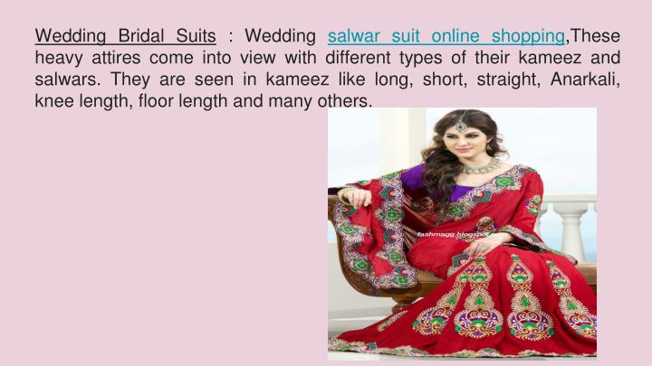 Wedding Bridal Suits