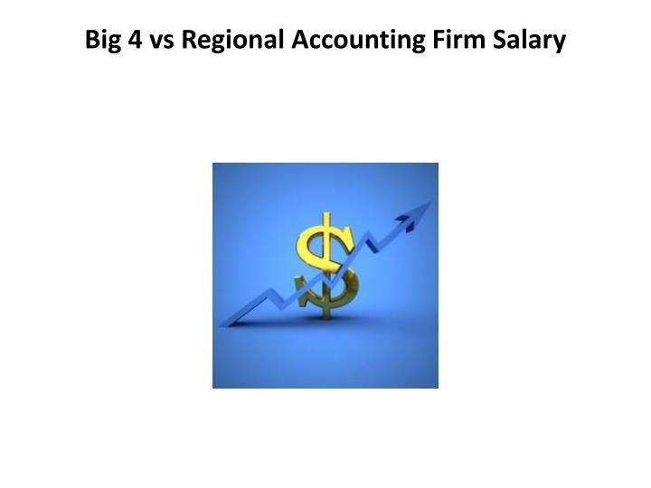Accountant salary big 4 : Coin cash and carry map