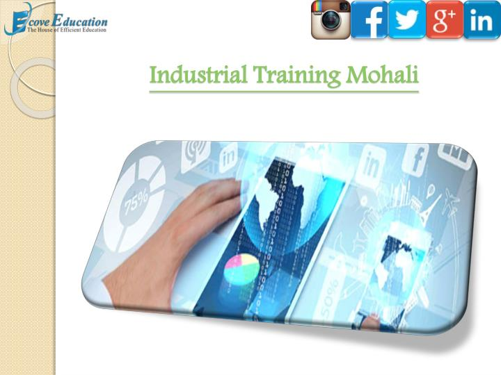 Industrial Training Mohali
