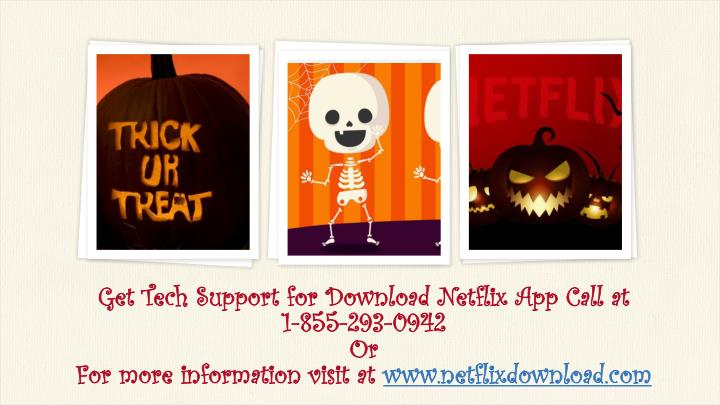 Get Tech Support for Download Netflix App Call at
