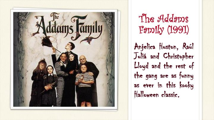 The Addams Family(