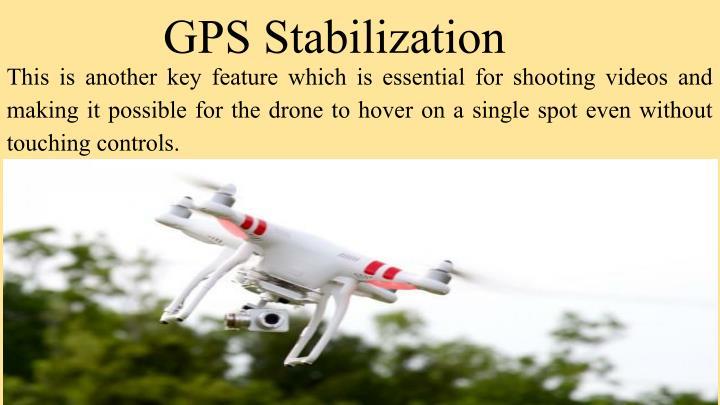 GPS Stabilization