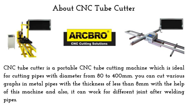 About CNC Tube Cutter