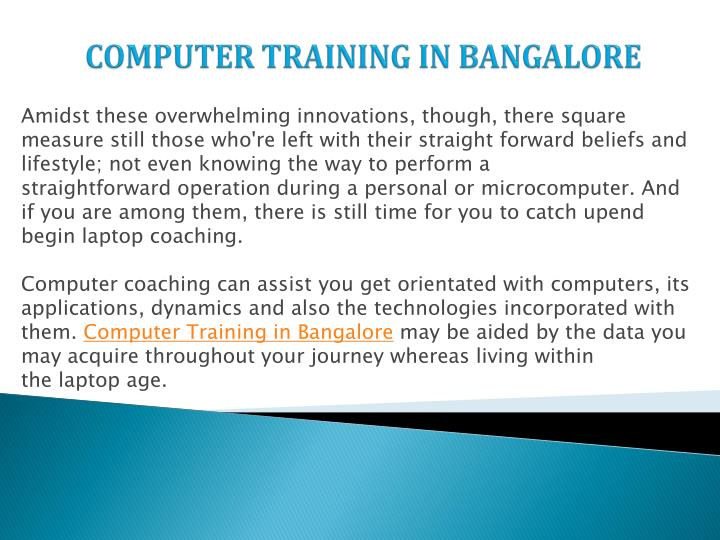 Computer training in bangalore2
