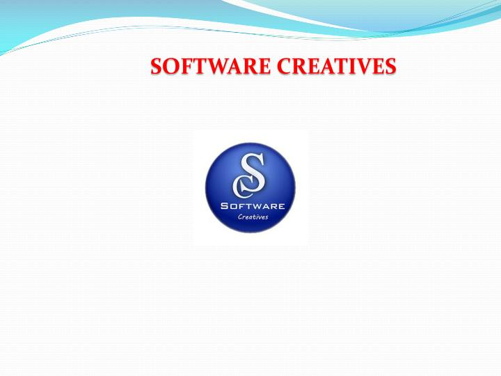 SOFTWARE CREATIVES