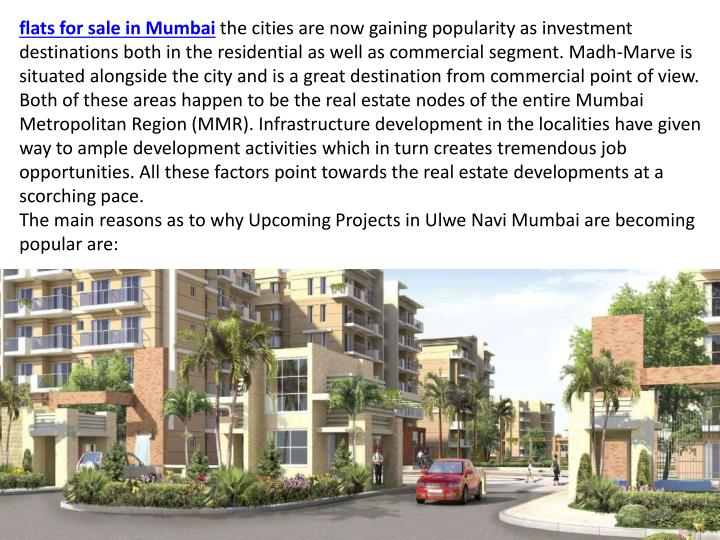 Flats for sale in Mumbai