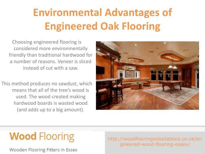 Environmental Advantages of Engineered Oak Flooring