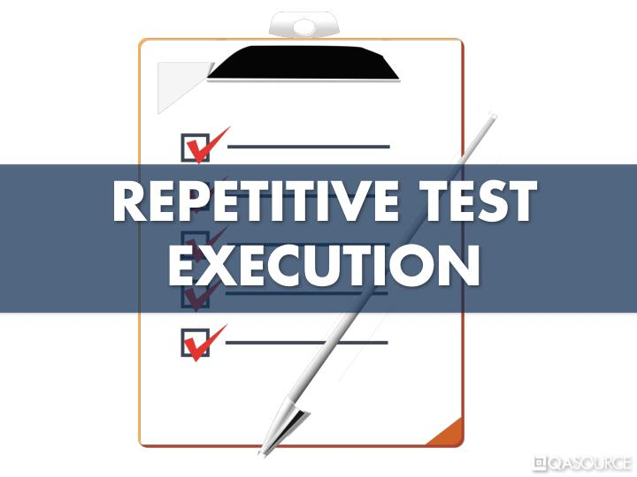 REPETITIVE TEST