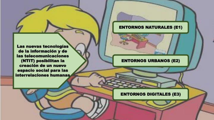 ENTORNOS NATURALES (E1)