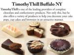 timothy thill buffalo ny