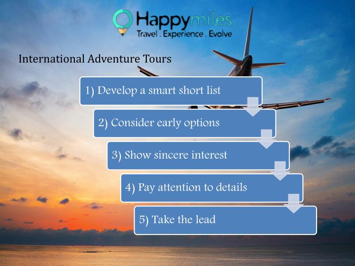 International Adventure Tours