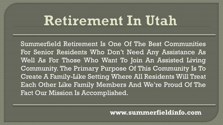 Retirement in utah1