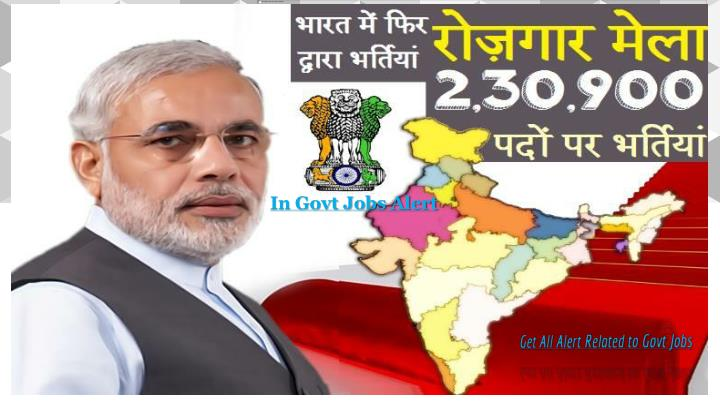 Get all alert related to govt jobs