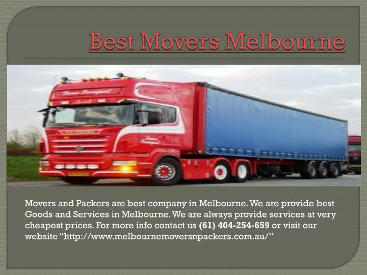 best movers melbourne n.