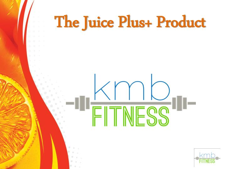 the juice plus product