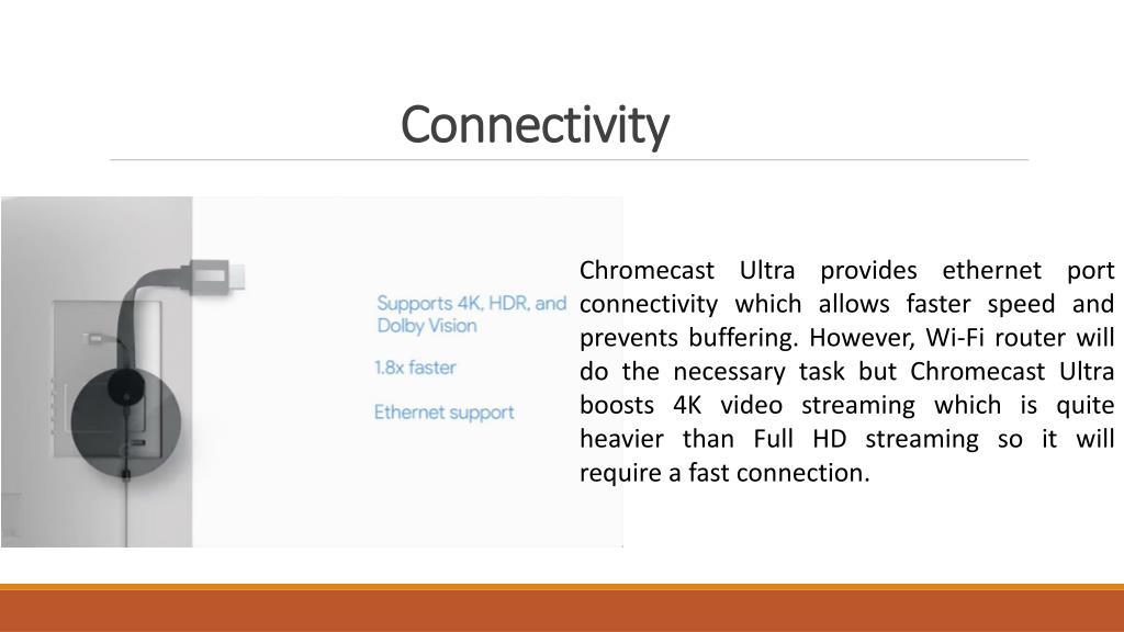 PPT - Call 1-844-305-0087 Google Chromecast Vs Chromecast Ultra